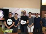 Juan Manuel Domínguez, primer premio del Concurso de Fotografía Fuegos Artificiales 2018