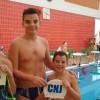 Los tres nadadores del Club Natación Jumilla presentes en Pilar de la Horadada consiguieron rebajar sus marcas personales