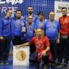 El Baloncesto Aspajunide se trae del Campeonato de España FEDDI de Mojácar la medalla de bronce