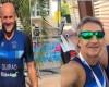 Hammond, Guirao, Burruezo y Artacho en la recta final de la temporada participan en el Triatlón de Santiago de la Ribera