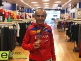 Ángel Lencina campeón de Europa de Duatlón Cross en Ibiza
