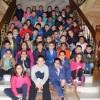 Alumnos de 2º y 3º de Primaria del Colegio Mariano Suárez visitan el Ayuntamiento de Jumilla