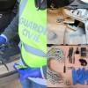 La Guardia Civil y Policía Local esclarecen una quincena de robos en comercios de Jumilla