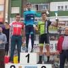 Primer podium de la temporada del ciclista jumillano Antonio Tárraga