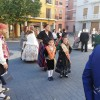 Representación de la Fiesta de la Vendimia en la Exaltación de la Fallera Mayor Infantil de Alzira