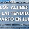 El libro 'Las tendidas del esparto en Jumilla' de Cayetano Herrero se presenta este viernes en Jumilla