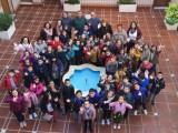 Alumnos de 3º de Primaria del Colegio Miguel Hernández visitan el Ayuntamiento