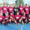 La sección de fútbol sala de Aspajunide afronta desde hoy el Campeonato de España FEDDI de Dos Hermanas (Sevilla)
