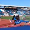 Máxima participación de atletas en el Campeonato Regional de Marcha de Promoción de Invierno y en la primera Semifinal del Campeonato Regional Sub-10 y Sub-12 de Pista Cubierta celebrado en Jumilla