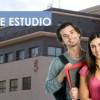 El aula de estudio del Centro Sociocultural Roque Baños amplia su horario para preparar los exámenes