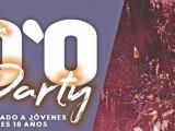 Este sábado de nuevo los jóvenes podrán disfrutar de la 0,0 Party