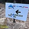 Ragna Debats y Manuel Merillas ganadores de la Barbudo Trail 2018