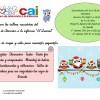El próximo lunes se abre el plazo de inscripciones para las actividades de Navidad del CAI