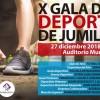Este jueves se celebra la décima edición de la Gala del Deporte que contará con ocho categorías y una mención especial