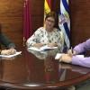 Ayuntamiento y Asociación Musical Julián Santos firman un convenio para la concesión de una subvención de 5.000 euros
