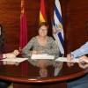 El Ayuntamiento firma un convenio de 15.000 euros con FAMPA para impulsar la participación integral de la comunidad educativa
