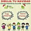 """El Eco de Jumilla y Antena Joven presentan el concurso infantil """"Dibuja Tu Navidad"""""""