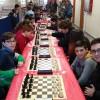 Cerca de 80 ajedrecistas participaron en la Fase Local del Deporte Base de Ajedrez