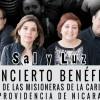 El grupo 'Sal y Luz' ofrecerá un concierto benéfico para recaudar fondos para Nicaragua