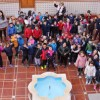 Alumnos de Infantil y Primaria del Colegio Mariano Suárez visitan el Ayuntamiento