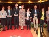 Los Premios Hypnos reconocen la valía de jumillanos y colectivos en siete categorías