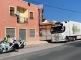 La Guardia Civil detiene en Jumilla al conductor de un vehículo articulado de 40 toneladas que sextuplicaba la tasa de alcoholemia