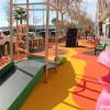 Ya están abiertos al público los juegos infantiles y biosaludables de la avenida de la Libertad