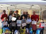 El Eco de Jumilla y Antena Joven entregan los premios del Concurso Infantil `Dibuja Tu Navidad´