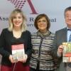 'Jumilla en la Edad Media' publicación de la jumillana Estefanía Gandía presentada en la Asamblea Regional