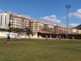 El FC Jumilla no puede con el Don Benito ni con el viento