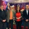 La Cofradía del Santísimo Cristo de la Sentencia inaugura la exposición 'El milagro del Traslado' como parte de los actos del del 40 aniversario de la Hermandad y el 25 de aniversario de la imagen