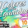 Jumilla organizará la segunda edición de la Carrera de Colores por la Igualdad el 10 de marzo