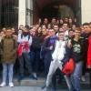 Alumnos del IES Arzobispo Lozano acuden al Teatro Vico a dos representaciones teatrales en inglés
