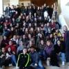 Alumnos del IES Arzobispo Lozano acuden a la obra de teatro 'Les Misérables' y visitan el Convento de las Claras de Murcia