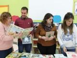 La FAMPA acerca la lectura a los alumnos dotando las bibliotecas de las últimas novedades literarias