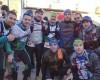 Diecisiete jumillanos del Hinneni Trail Running lo dieron todo en la 'El Buitre CXM 2019' de Moratalla