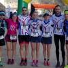 Ocho Hinnenis y varios podios en la VI Vertical Trail de La Sarga