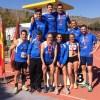 El Campeonato Regional de Lanzamientos Largos de Invierno se cierra con cuatro medallas para el Athletic Club Vinos D.O.P. Jumilla