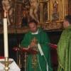 La misa de hoy lunes en la Parroquia Mayor de Santiago será ofrecida a los enfermos, familiares y fallecidos por el Cáncer