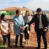 Colocada la primera piedra del nuevo Centro Educativo Príncipe Felipe