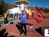 Oro para David González y José Luís Monreal en el Campeonato Regional Máster de 10.000 metros lisos