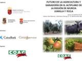 COAG organiza en nuestra ciudad la Jornada 'Futuro de la agricultura y ganadería en el Altiplano de la Región de Murcia-Jumilla y Yecla-.