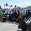 """Alumnos del IES Infanta Elena participaron en la marcha solidaria """"Por Turkana"""" organizada por el CIFP Carlos III de Cartagena y la Dirección General de FP"""