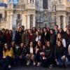 Los alumnos del IES Infanta Elena asisten a Los Miserables en francés