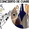 La Hermandad de Santa María Magdalena celebra la séptima edición del concierto de Cuaresma con trasfondo benéfico