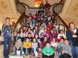 Alumnos de 2º de Primaria del Colegio San Francisco visitan el Ayuntamiento