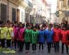 Los Centros Educativos de Jumilla tuvieron su particular desfile de Carnaval