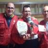 El palomo 'Modosito' gana el Campeonato Comarcal organizado en la Fuente del Pino por la Sociedad de Colombicultura 'La Esperanza' de Jumilla