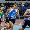 Sergio Domínguez deja su sello de calidad en el Campeonato de España Sub-20 de Pista Cubierta con su noveno puesto en los 800 metros lisos