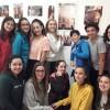 Alumnos del IES Arzobispo Lozano visitan la exposición fotográfica del Concurso 'Luis Canicio'